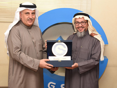 GSO Receives a Delegation from the Gulf Petrochemicals and Chemicals Union (GPCA)