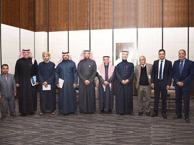 GSO is looking into Areas of Cooperation with the GCC Health Council