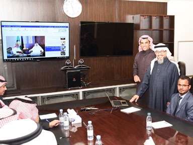 GSO Secretary General launched the Website of the GCC Standardization Magazine