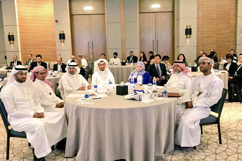 انعقاد الاجتماع الثاني لمجاميع التعاون الخليجية للجهات المقبولة