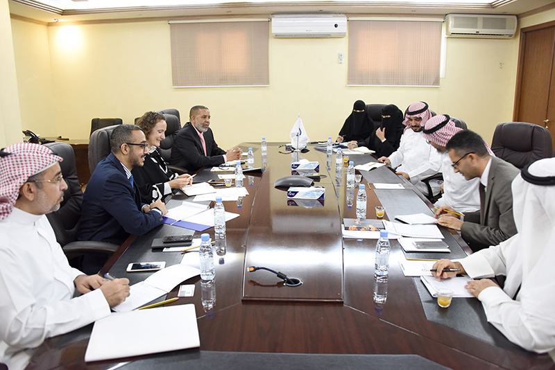 GSO receives a delegation from the European Union Commission