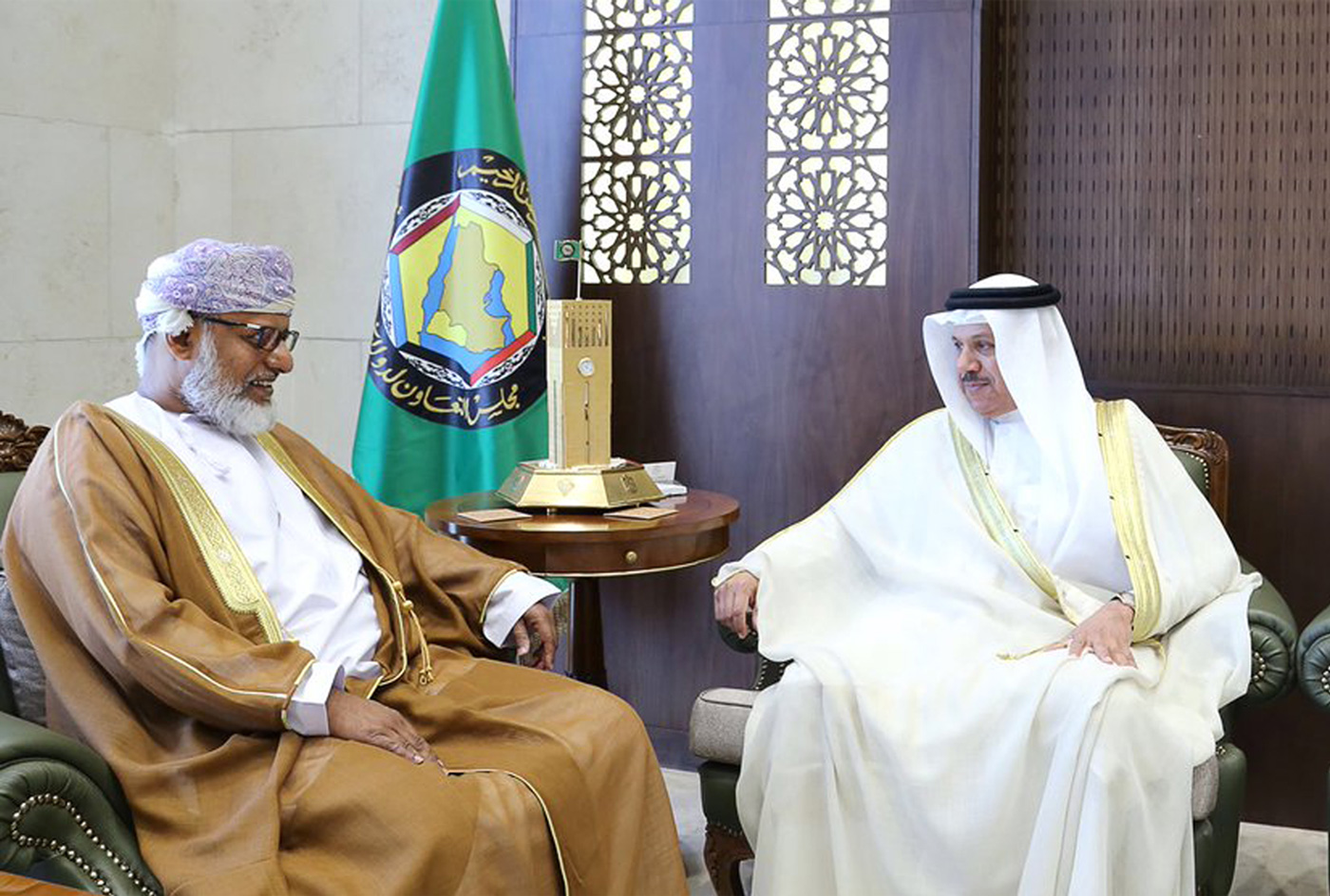 GCC Secretary General Meets the Secretary-General of the GCC Standardization Organization