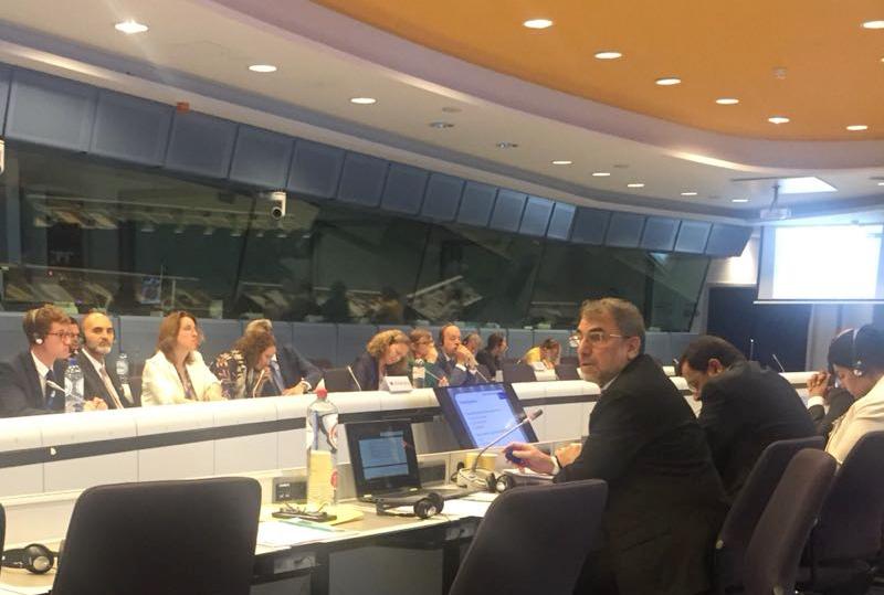 هيئة التقييس تشارك في أعمال الحوار الثاني للتجارة والاستثمار في بروكسل