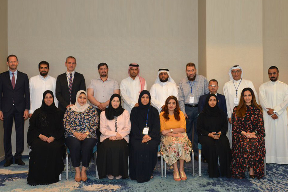 GSO organizes a workshop on the ISO Copyright Convention